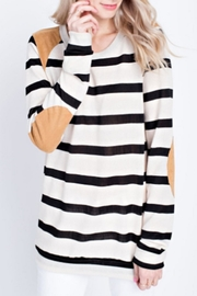 12pm by Mon Ami Stripes And Suede - Front full body