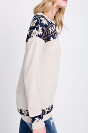 12pm by Mon Ami The Agnes Sweater - Front full body