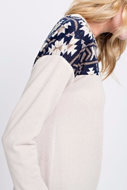 12pm by Mon Ami The Agnes Sweater - Side cropped