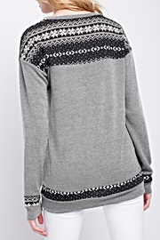 12pm by Mon Ami The Basia Sweater - Side cropped