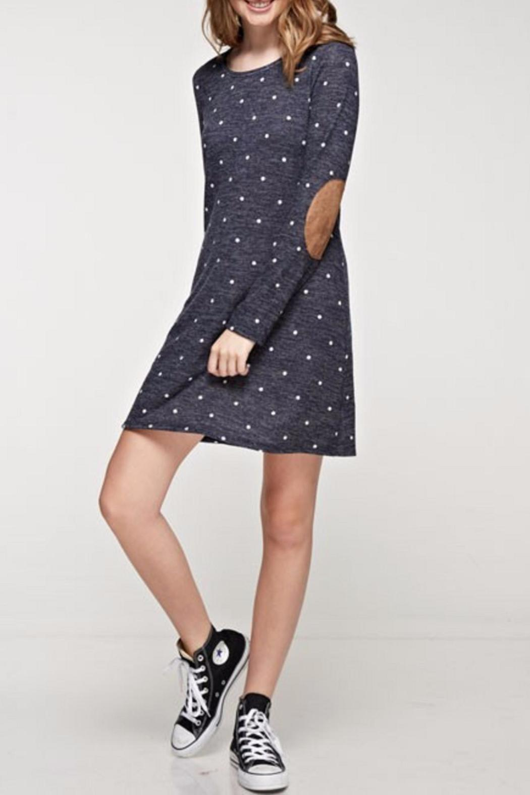 12pm by Mon Ami The Galina Dress - Front Full Image