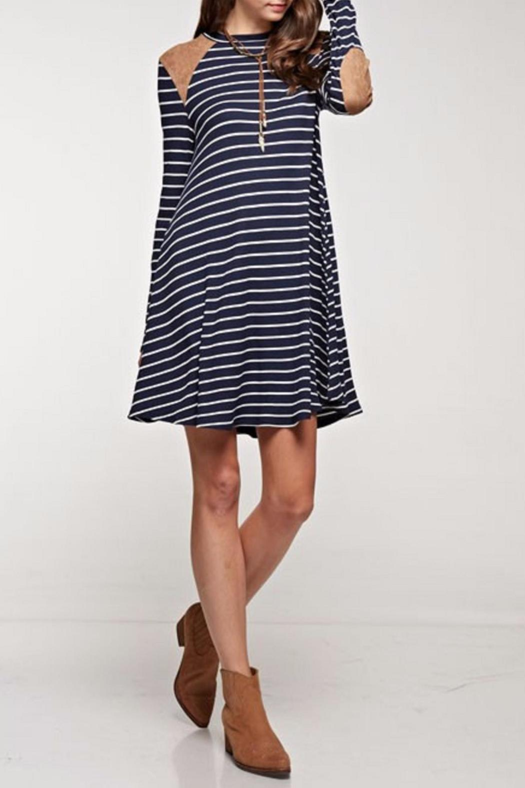 12pm by Mon Ami The Nina Dress - Front Full Image