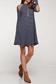 12pm by Mon Ami The Nina Dress - Front full body