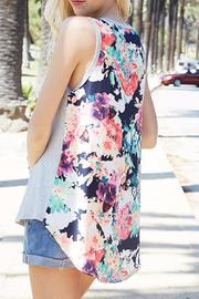 12pm by Mon Ami The Stephanie Tank - Front full body