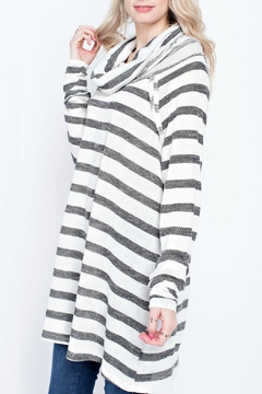 12pm by Mon Ami Tina Striped Tunic - Product List Image