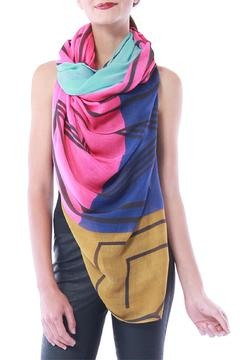 Shoptiques Product: Holiday Palette Scarf