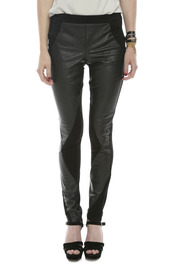 Shoptiques Product: Faux Leather Pants