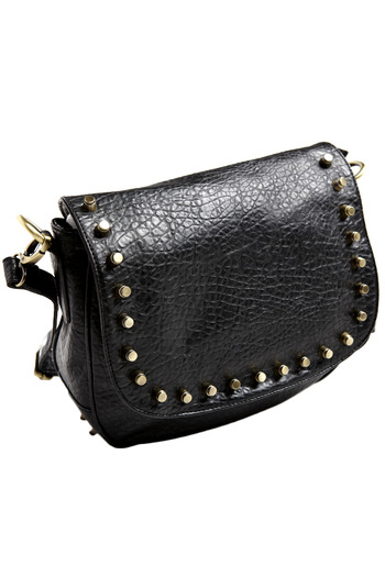 Shoptiques Product: Elephant Vegan Leather Side Purse - main