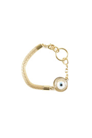 Shoptiques Product: Evil Eye Bracelet