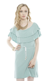 Shoptiques Product: Off-The-Shoulder Dress