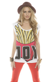 Shoptiques Product: French Fry Tee
