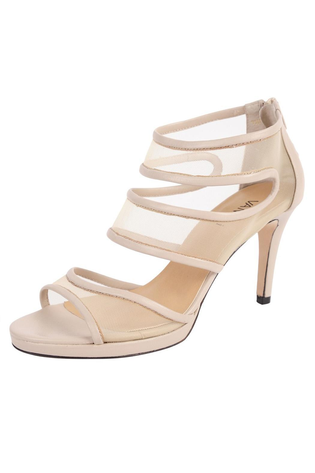 621d14e70b Vaneli Nude Mesh Heel from South Carolina by Baehr Feet Shoe ...