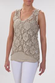 Vintage Concept Lace Tank Tunic - Product Mini Image