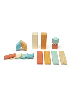 Tegu 14-Piece Sunset Set - Product List Image