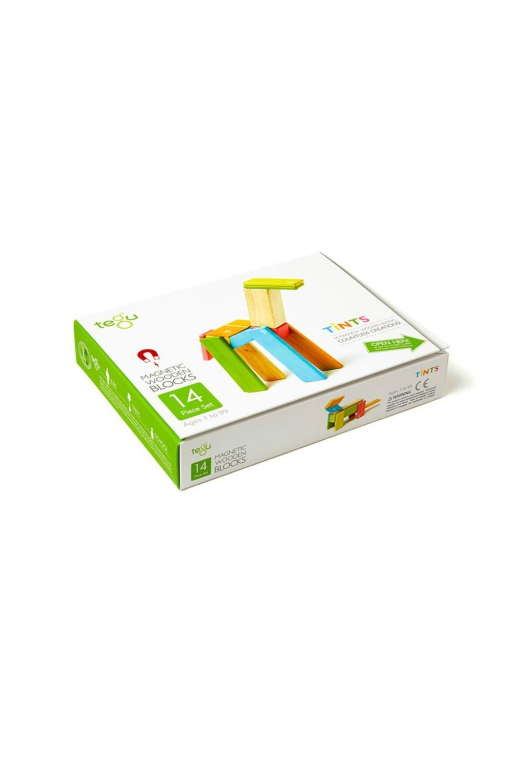 Tegu 14-Piece Tints Set - Front Full Image