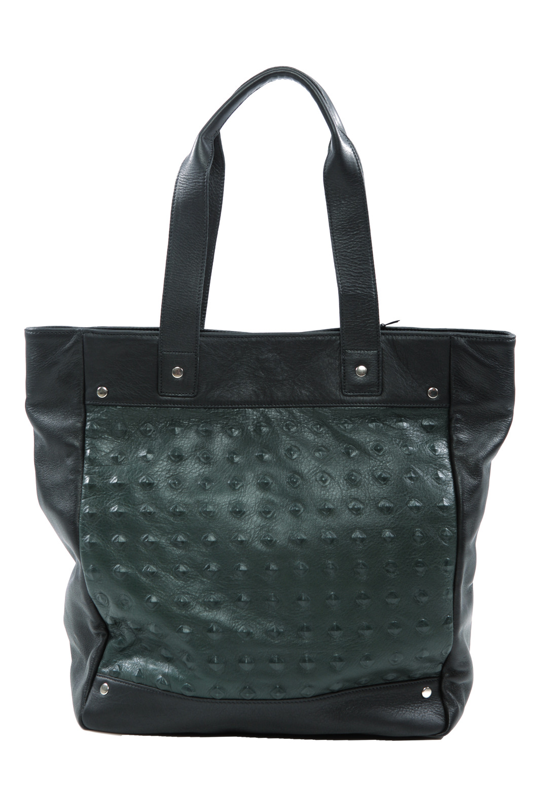 Jack Germain  Embossed Leather Bag - Main Image