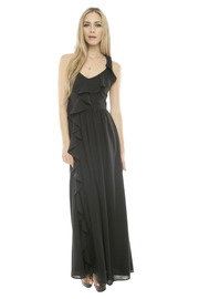 Shoptiques Product: Ruffled Maxi Dress