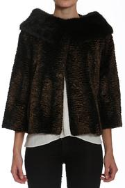 Members Only Vintage Faux-Fur Jacket - Product Mini Image