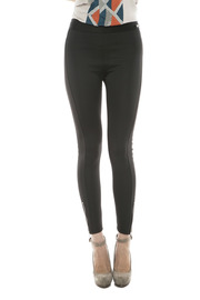 Shoptiques Product: Jersey Skinny Leggings