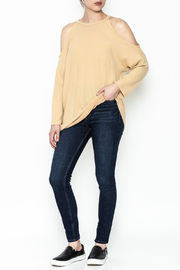 143 Story Brushed Vee Back Top - Side cropped