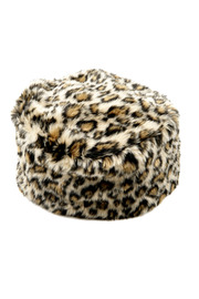Tulle Fur Hat - Other