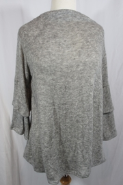 143 Story Angora Flounce Sweater - Product Mini Image
