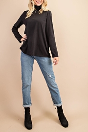 143 Story Classic Chic Turtleneck - Product Mini Image