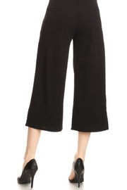 143 Story French-Terry Culotte Pants - Product Mini Image