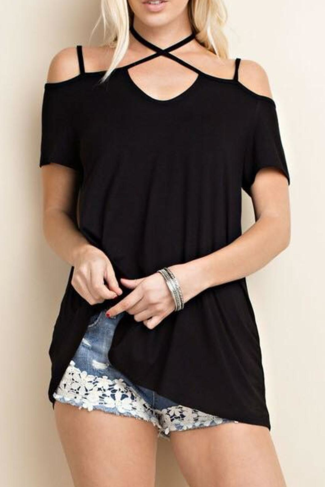 Bing Com 143 305 70: 143 Story Keyhole Black Top From New York City By Uniquely