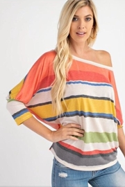 143 Story Multi Color Top - Product Mini Image
