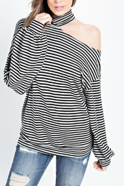 143 Story One-Shoulder Luna Top - Product Mini Image