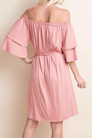 143 Story Soft Pink Dress - Side cropped