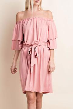 Shoptiques Product: Soft Pink Dress