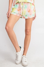 143 Story Soft Tie-Dye Short - Product Mini Image