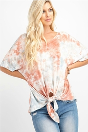 143 Story Tie Dye Top - Product Mini Image