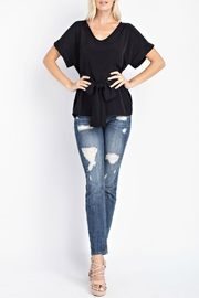143 Story Tie Front Top - Front cropped