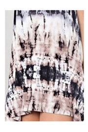 143 Story Tiedye T-Shirt Dress - Front cropped