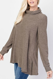 143 Story Turtle Neck Tunic - Front cropped