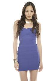 Shoptiques Product: Royal Bandage Dress