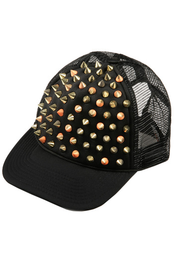 Shoptiques Product: Spiked Hat - main