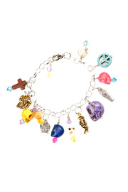GinasOriginalAZ Day of the Dead Bracelet - Product Mini Image