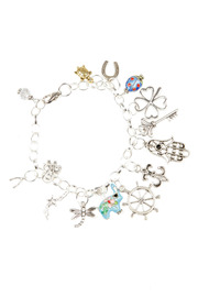 Shoptiques Product: 13 Lucky Charms Bracelet