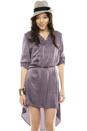 Shoptiques Product: Asymmetrical Shirt Dress