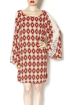 Shoptiques Product: Ruby Print Dress
