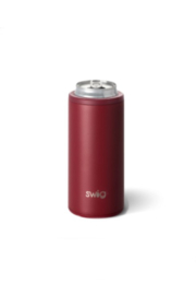 Swig 12oz Skinny Can Cooler - Front full body
