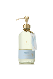 Thymes 15 OZ WASHED LINEN HAND WASH - Front cropped
