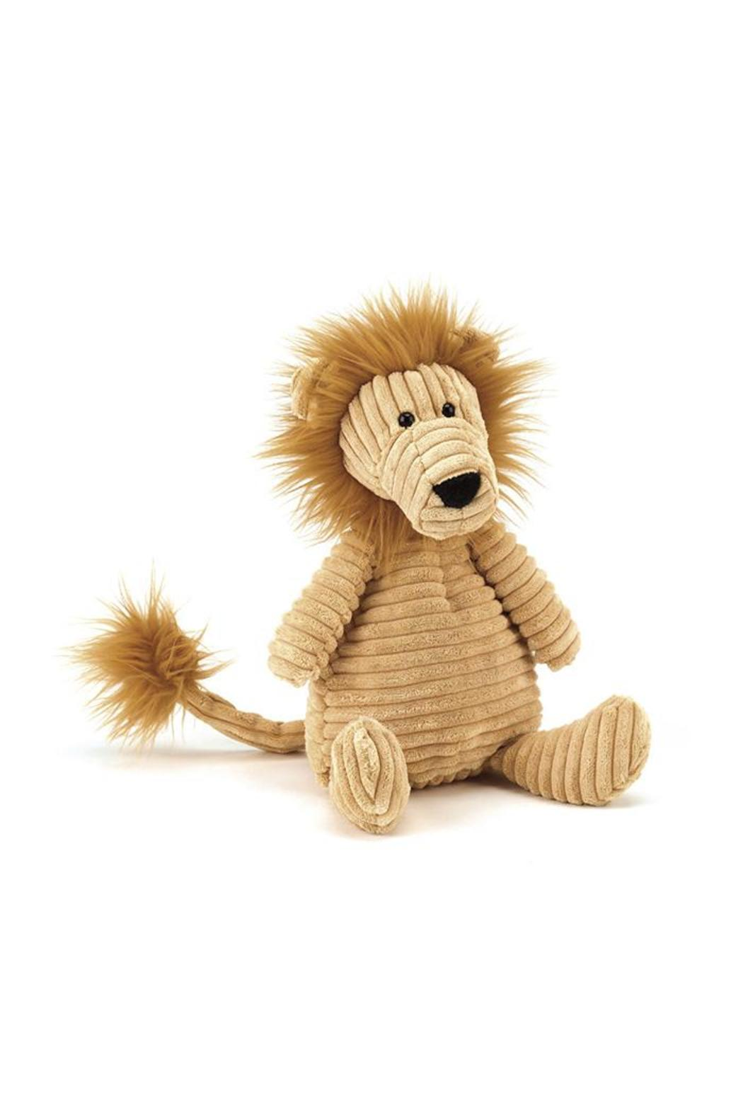 Jellycat Cory Roy Lion - Front Cropped Image