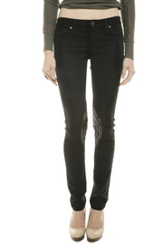 Shoptiques Product: Skinny Biker - Front cropped