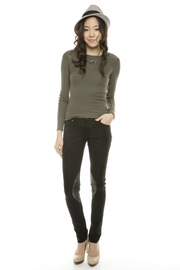 Shoptiques Product: Skinny Biker - Front full body