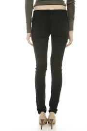 Unknown Factory Skinny Biker - Back cropped